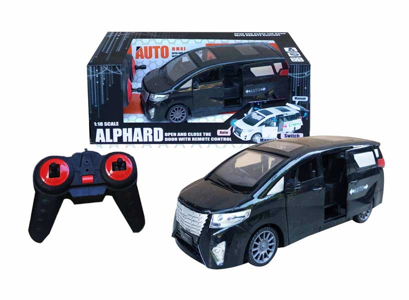 toko mainan online RC ALPHARD - RC1600-2