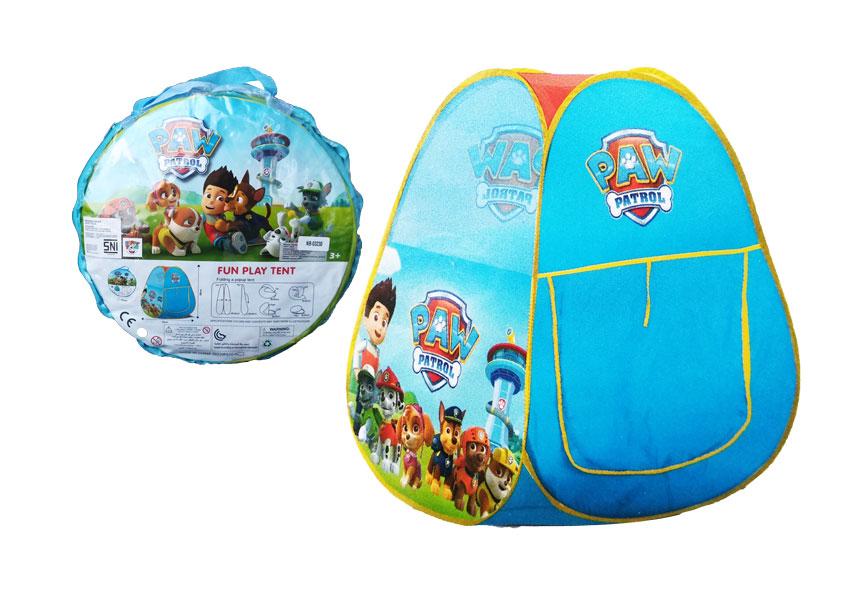 toko mainan online TENDA SEGITIGA PAW PATROL - NB-03230