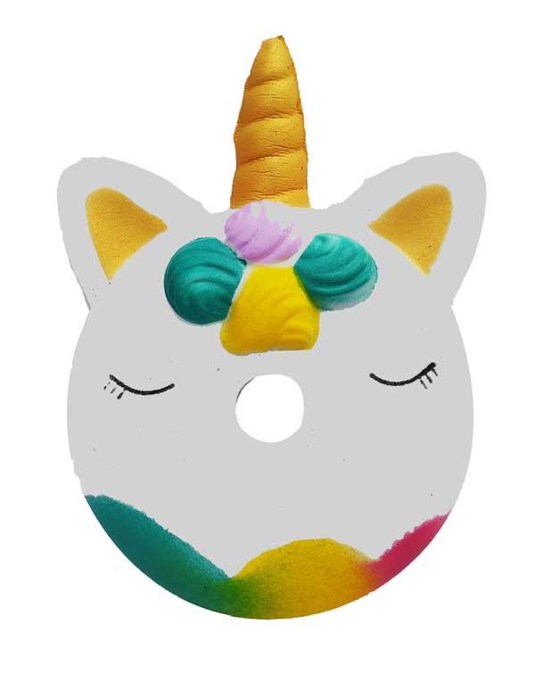 toko mainan online SQUISHY DONAT MIX- SL19