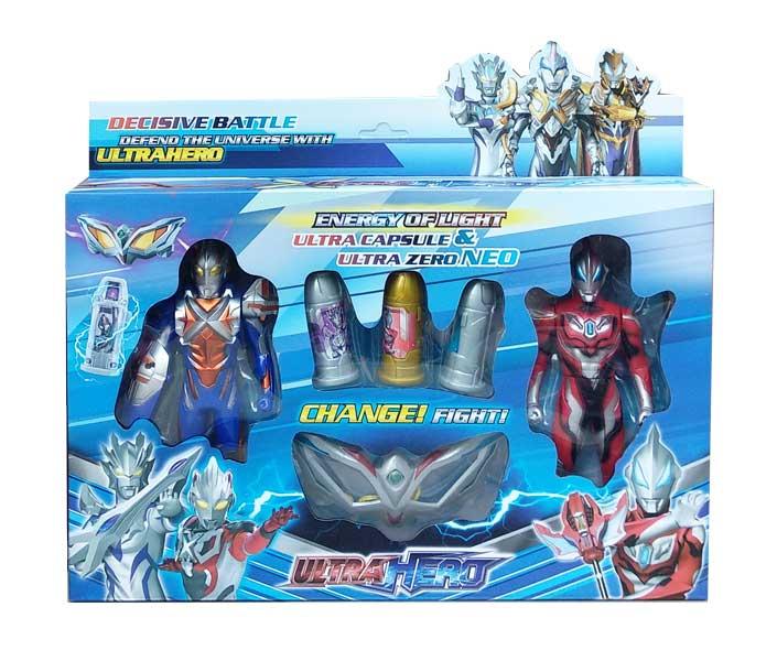 toko mainan online ULTRAHERO CHANGE FIGHT HF000-3