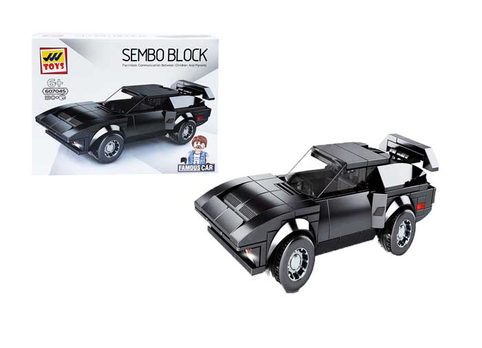 toko mainan online SEMBO CAR 190PCS - SD607045