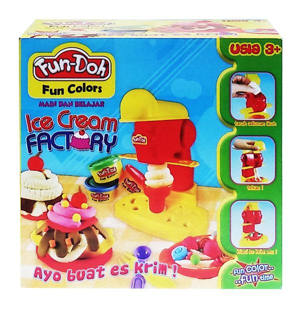 toko mainan online Ice Cream Factory - 28041