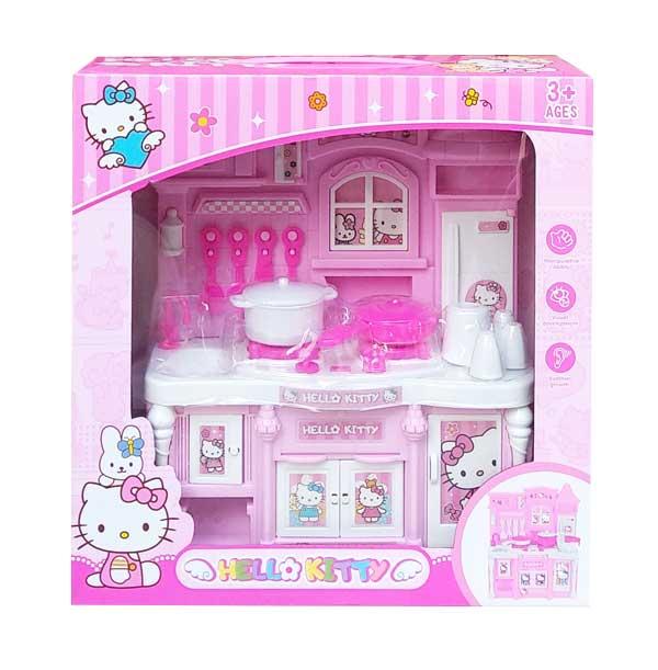 toko mainan online KITCHEN HELLO KITTY - 839-F