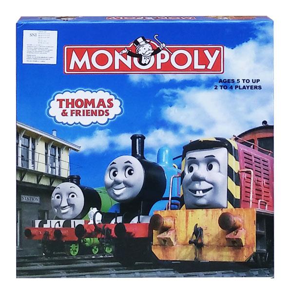 toko mainan online MONOPOLY THOMAS - 5111