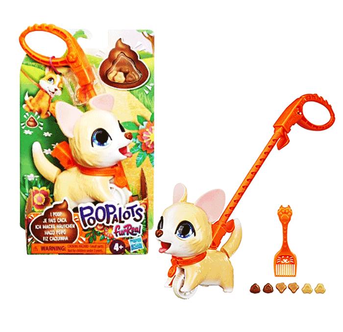 toko mainan online FURREAL POOPALOTS LIL WAGS CORGI - E8950