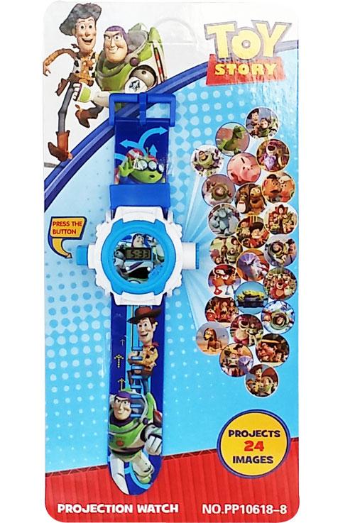 toko mainan online JAM PROYEKTOR 24 TOY STORY (gr12mx)