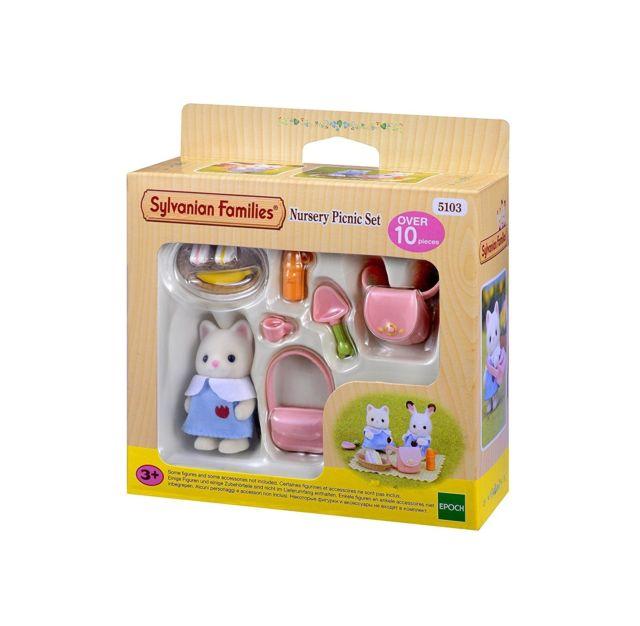 toko mainan online NURSERY PICNIC SET - 5103