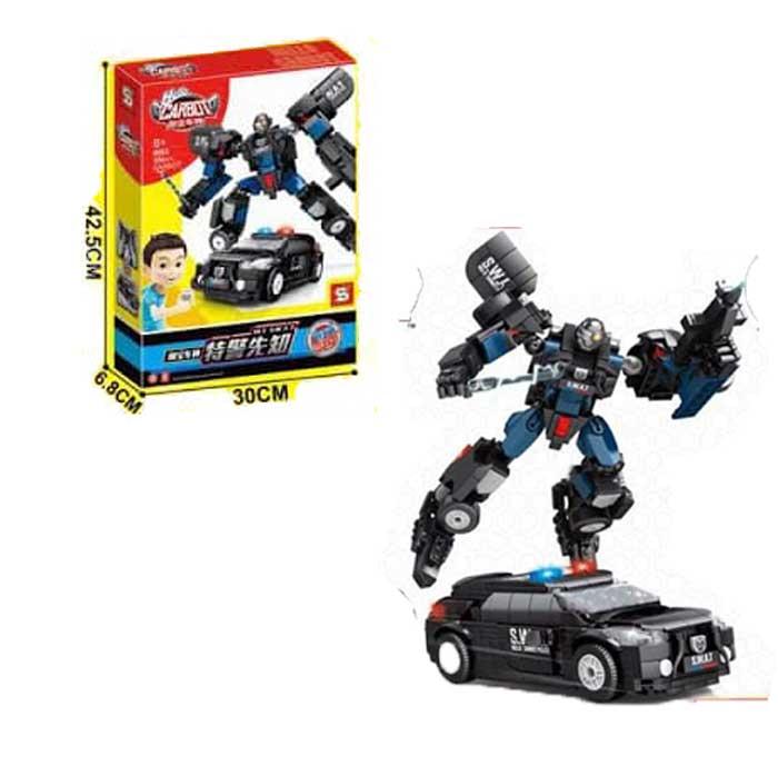 toko mainan online BLOCK CARBOT 554PCS - 9002