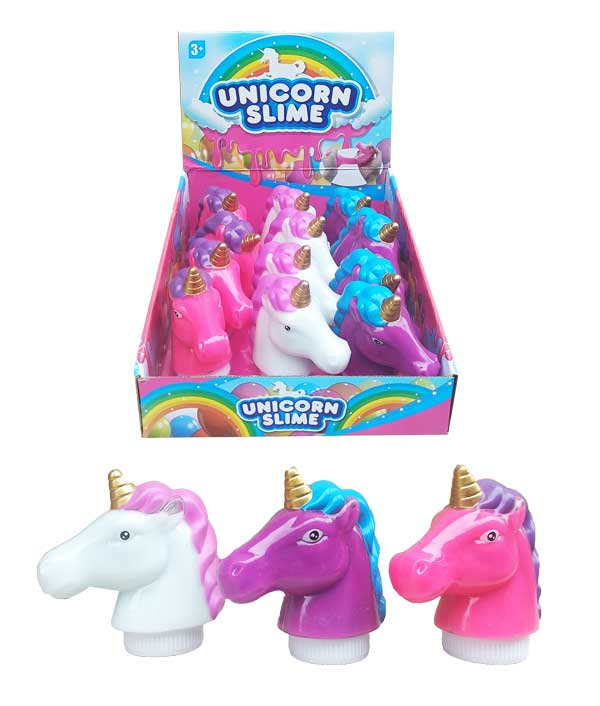 toko mainan online UNICORN SLIME CL-798A
