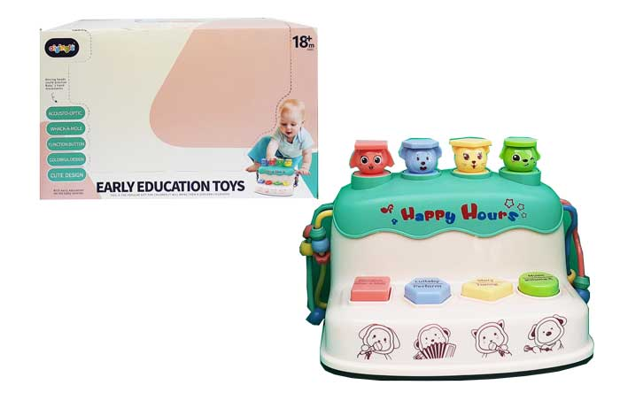 toko mainan online EARLY EDUCATION TOYS - 668-21