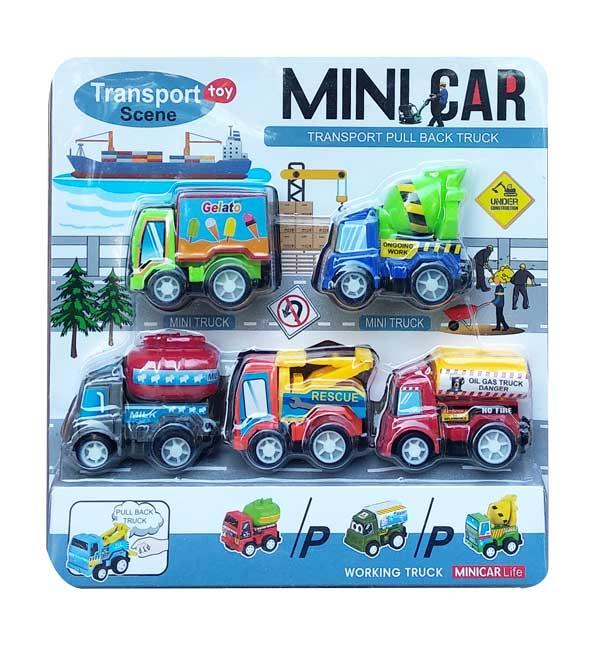 toko mainan online MINI CAR TRANSPORT - 5848