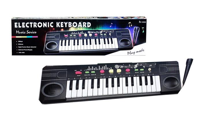 toko mainan online ELECTRONIC KEYBOARD - 2032