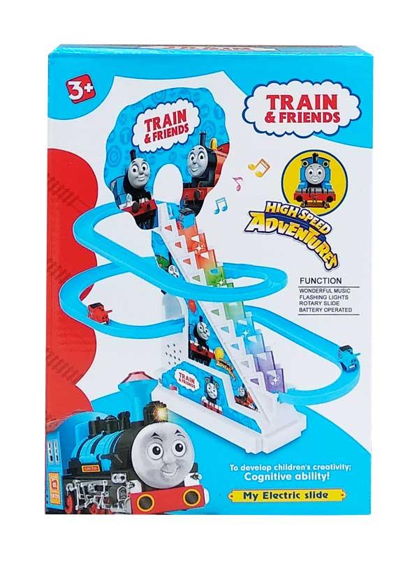 toko mainan online THOMAS TRAIN SLIDE - 668-7
