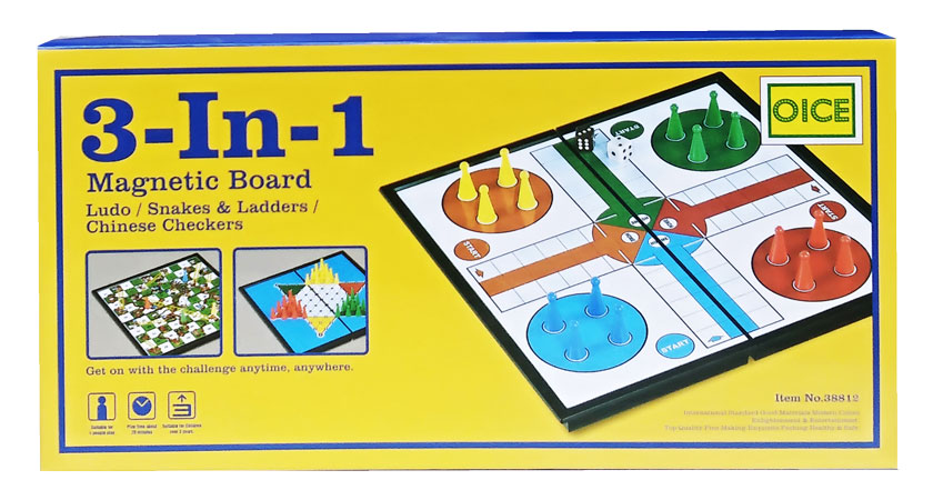 toko mainan online 3 in 1 Games - 38812