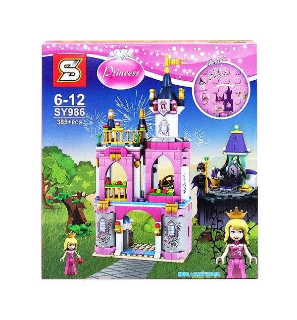 toko mainan online BLOCK PRINCESS 385PCS - SY986