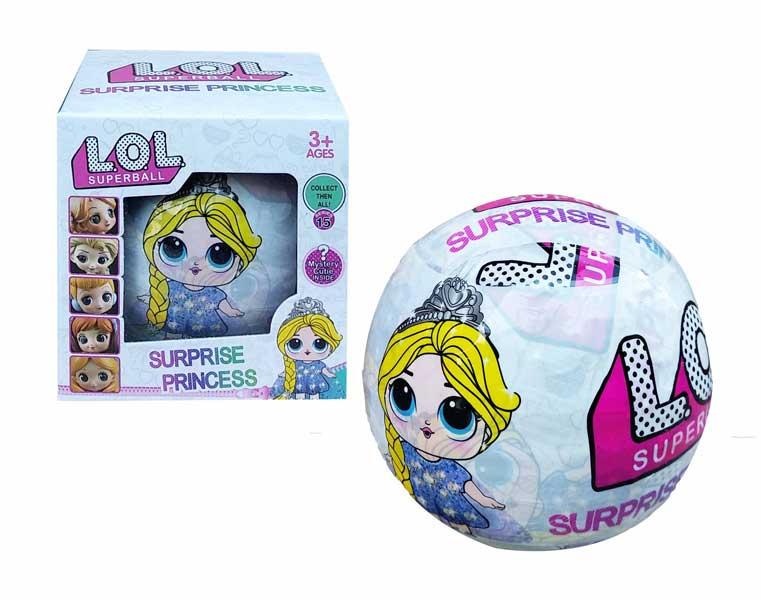 toko mainan online LOL SURPRISE PRINCESS - 89325-1/838G