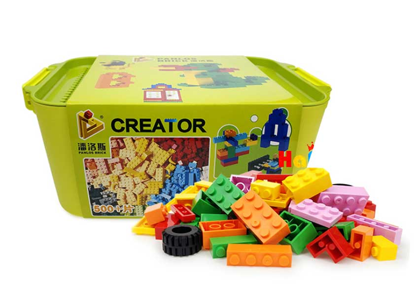 toko mainan online BLOCK PANLOS BRICK CREATOR - 601005