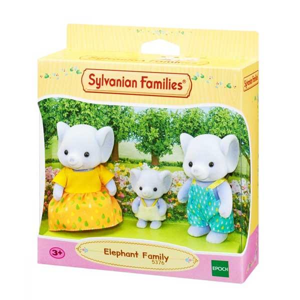 toko mainan online SYLVANIAN ELEPHANT - 5376
