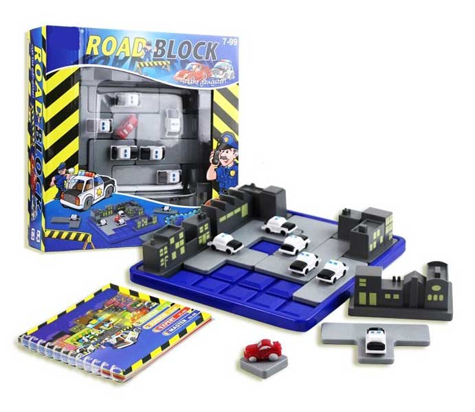 toko mainan online ROAD BLOCK - B0809