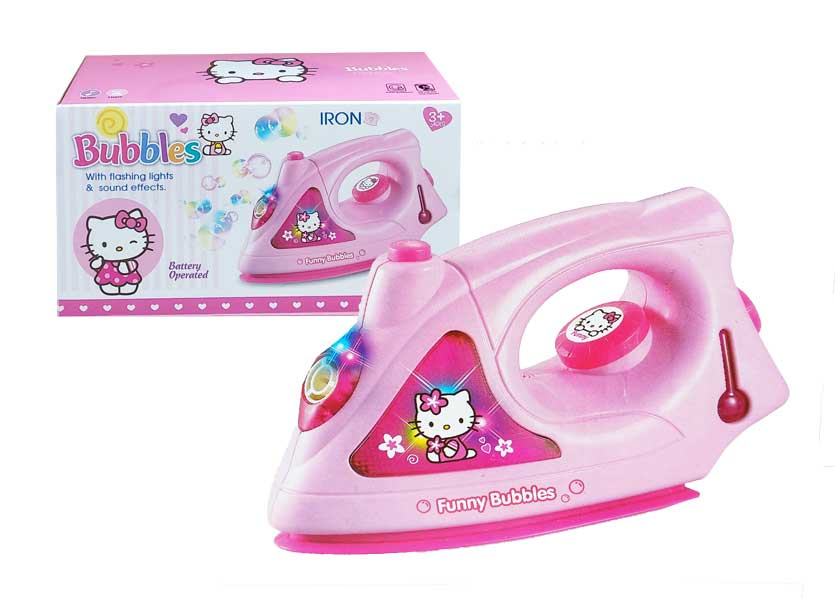 toko mainan online IRON BUBBLE HELLO KITTY - 3313