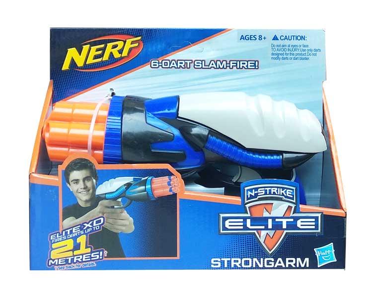 toko mainan online NERF STRONGARM - 11212