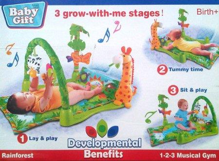 toko mainan online Baby Gift Rainforest - 3059