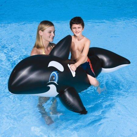 toko mainan online Jumbo Whale Rider 41009