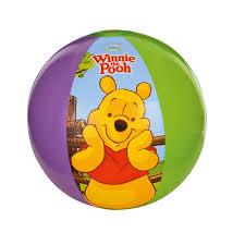 toko mainan online Intex Bola winnie the pooh - 58025