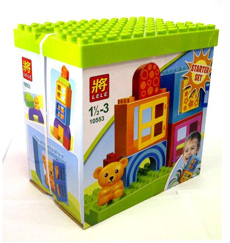 toko mainan online QUNLONG BLOCK STARTER 10553
