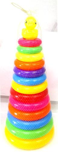 toko mainan online RING DONAT 13 SUSUN - 1609-13